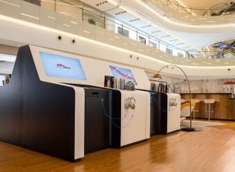 Porsche Brand Pop Up Store in Shanghai